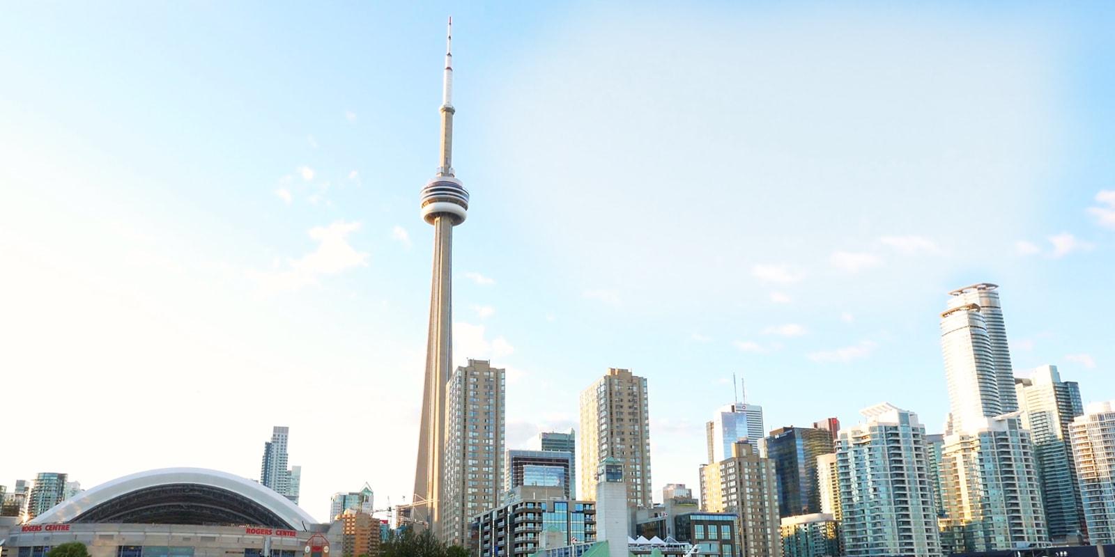 Toronto Canada Slider