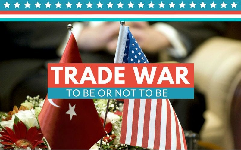Trade war turkey