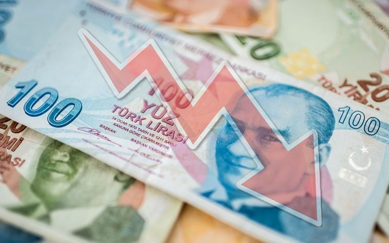 Turkish currency meltdown and potential contagion to the Eurozone