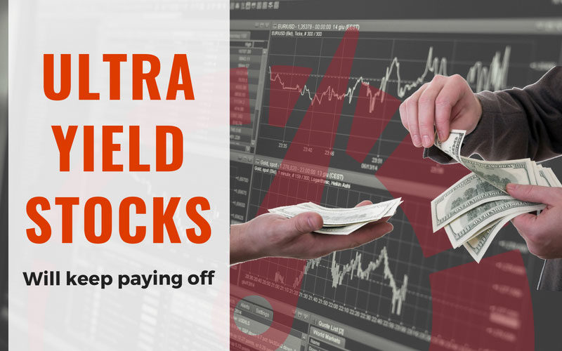 Ultra yield Stocks